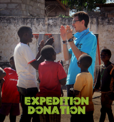 Expedition donation Product Image
