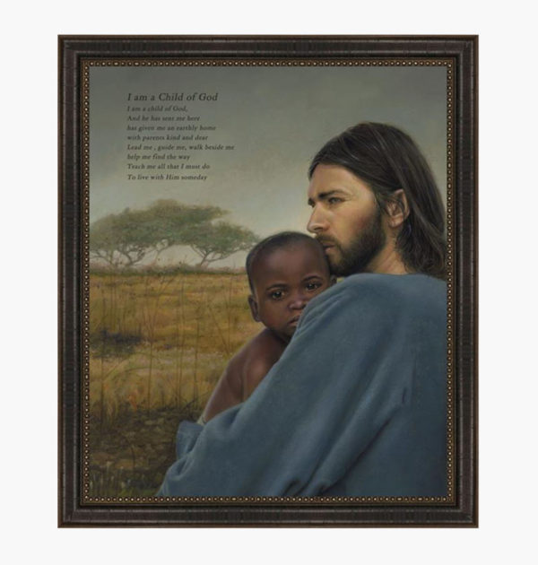Worth Of A Soul Poster With Song 20×24 Frame A – Mothers Without Borders